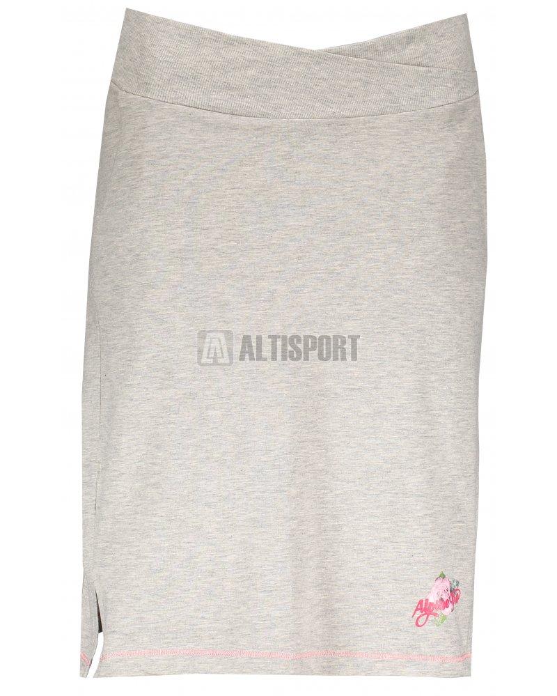 f1225248610 Dámská sukně ALPINE PRO MANIQUA 2 LSKL097 ŠEDÁ velikost  XXL ...