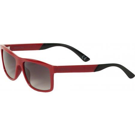 Sluneční brýle NORDBLANC NBSG6837 BASK TMAVĚ HLINÍKOVĚ ČERVENÁ