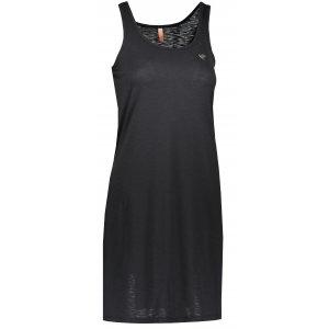 Dámské šaty NORDBLANC ASCETIC NBSLD6767 ČERNÁ