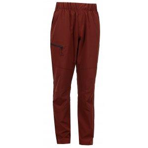 Chlapecké kalhoty NORDBLANC PRECISE NBSPK6787L ZAPRÁŠENÁ VÍNOVÁ