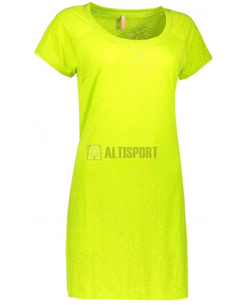 Dámské šaty NORDBLANC SEDATE NBSLD6768 JASNĚ ZELENÁ velikost  34 ... 8de6fa2e9a