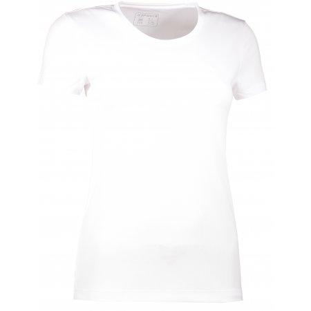 Dámské triko s krátkým rukávem ICEPEAK REMMY 954766646 OPTIC WHITE