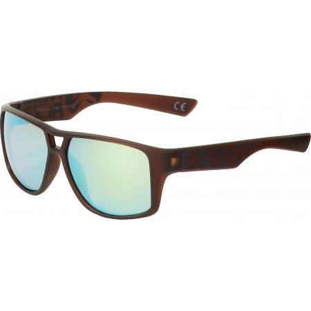 Sluneční brýle NORDBLANC NBSG6836B FRIZZLE HNĚDÁ