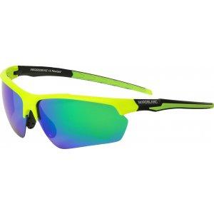 Sluneční brýle NORDBLANC NBSG6833B SOL JASNĚ ZELENÁ