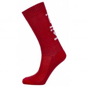 Ponožky KILPI BOREN-U IU0454KI ČERVENÁ