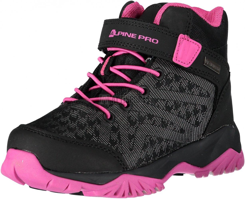 0eb0b019f5c62 Dětská turistická obuv ALPINE PRO UGO KBTM171 RŮŽOVÁ velikost: 34 ...