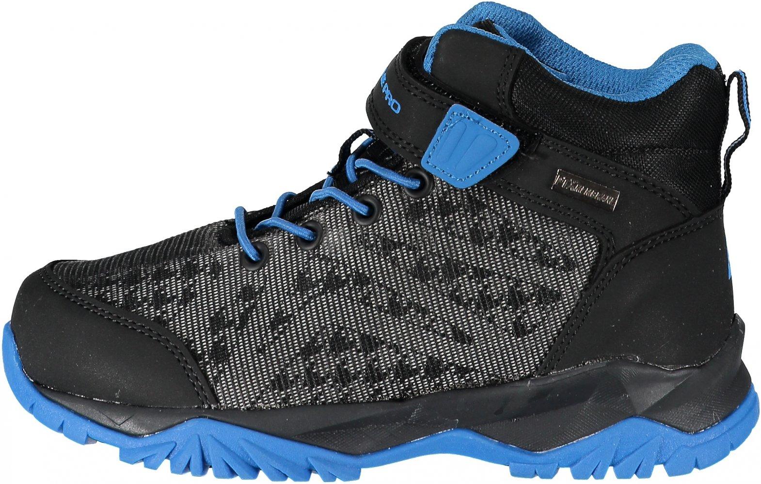 8f77c8a221f98 Dětská turistická obuv ALPINE PRO UGO KBTM171 MODRÁ velikost: 28 ...