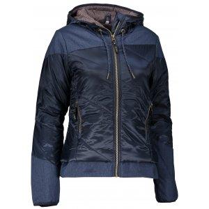 Dámská zimní bunda TORSTAI CHRISTEL 41205226838 BLUE