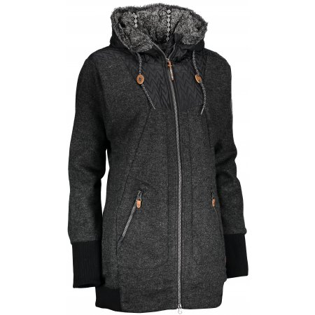 Dámský kabát TORSTAI THERESE 41224202290 ANTHRACITE