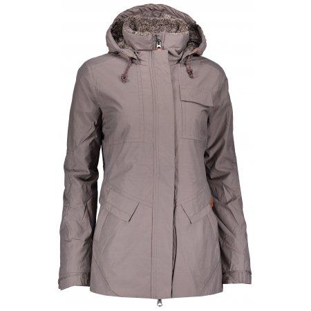 Dámský kabát TORSTAI JESSICA 41215217090 DARK KHAKI