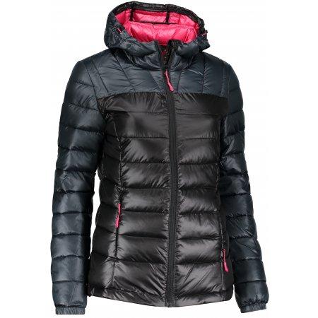 Dámská bunda ICEPEAK LAYAN 53004565990 BLACK