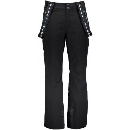 Pánské lyžařské kalhoty LUHTA TAITO 32804393990 ČERNÁ