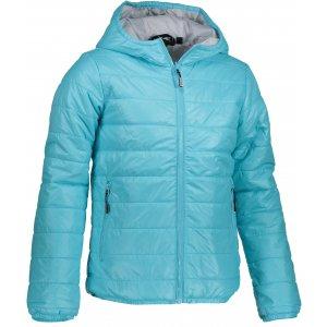 Dívčí bunda ICEPEAK RAZ JR 50118815332 TURQUOISE