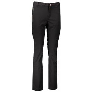 Dámské softshellové kalhoty LUHTA SUSAN 32763682993 ČERNÁ