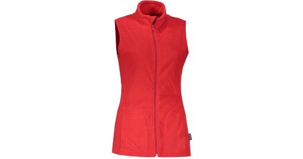 Dámská fleecová vesta STEDMAN ACTIVE SCARLET RED velikost  XL   ALTISPORT.sk 97d442bbd1