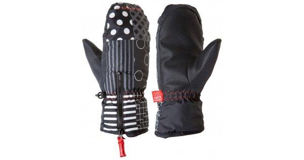 2784446882d Dětské lyžařské rukavice RELAX COSMO RR16C BLACK velikost  2   ALTISPORT.sk