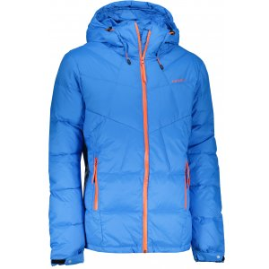 Pánská péřová bunda ICEPEAK BARAK 56195816350 ROYAL BLUE