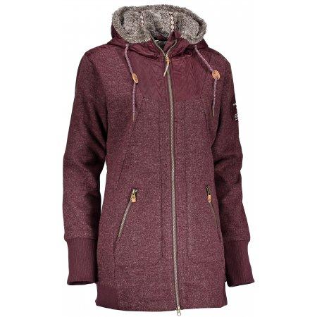 Dámský kabát TORSTAI THERESE 41224202690 WINE