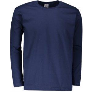 Pánské triko s dlouhým rukávem STEDMAN CLASSIC T NAVY BLUE