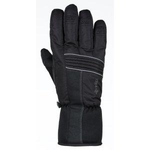 Lyžařské rukavice KILPI GRANT-U JU0160KI ČERNÁ