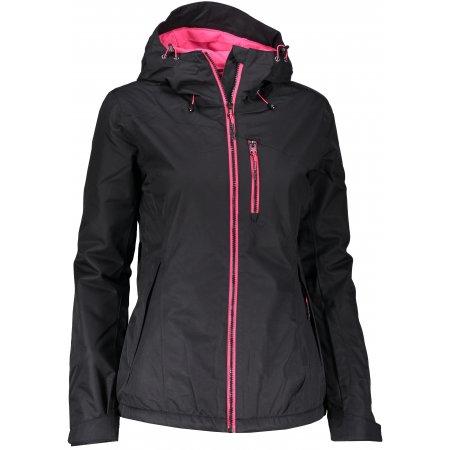 Dámská lyžařská bunda ICEPEAK KIRA BLACK