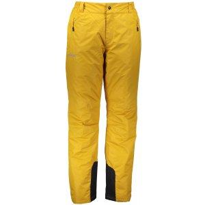 Pánské lyžařské kalhoty  KILPI GABONE-M JM0203KI ŽLUTÁ