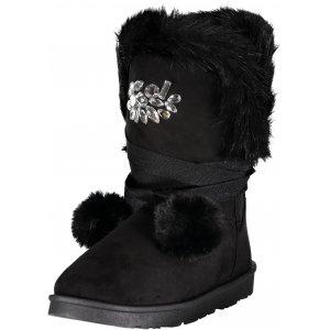 Dámské zimní boty VICES B816-1 BLACK
