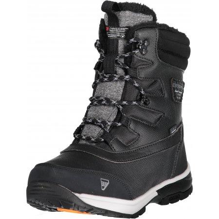 Dámské zimní boty ICEPEAK WELSIE MS BLACK