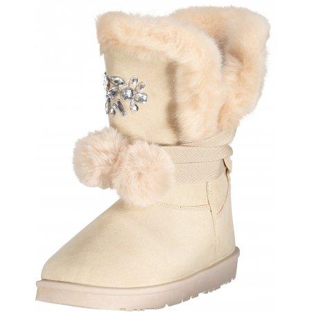 Dámské zimní boty VICES B816-14 BEIGE