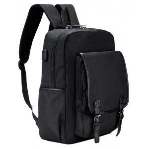 Pánský batoh OMBRE AA147 BLACK