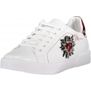 Dámské boty VICES 7235-19 WHITE/RED