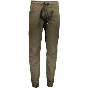 Pánské kalhoty OMBRE AP205 GREEN