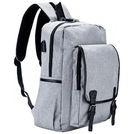 Pánský batoh OMBRE AA147 GREY