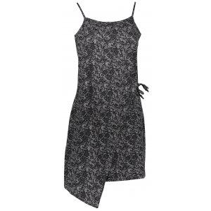 Dámské šaty SAM 73 HENRA LSKN176 ŠEDÁ