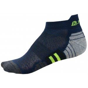 Dětské ponožky ALPINE PRO DONO KSCN015 SVĚTLE ZELENÁ