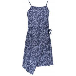 Dámské šaty SAM 73 HENRA LSKN176 TMAVĚ MODRÁ