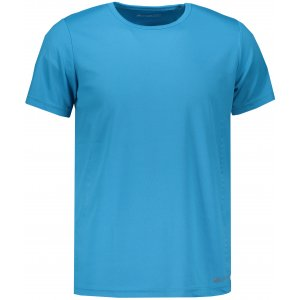 Pánské funkční tričko s krátkým rukávem ALPINE PRO NASMAS 2 MTSN265 SVĚTLE MODRÁ