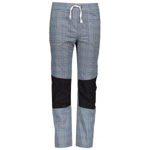 Dětské kalhoty ALPINE PRO BIELO KPAN166 ŠEDÁ
