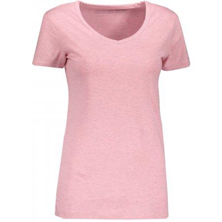 Dámské triko s krátkým rukávem ALPINE PRO AGA LTSN545 RŮŽOVÁ