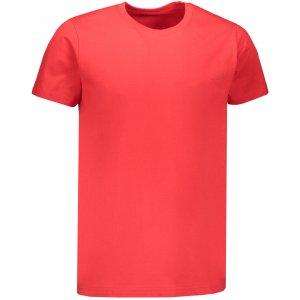 Pánské triko s krátkým rukávem ALPINE PRO NILAQ MTSN435 ČERVENÁ
