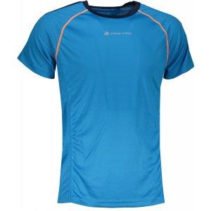 Pánské funkční tričko s krátkým rukávem ALPINE PRO DIEGO 2 MTSN358 MODRÁ
