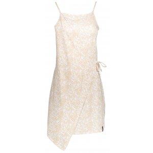 Dámské šaty SAM 73 HENRA LSKN176 BÉŽOVÁ