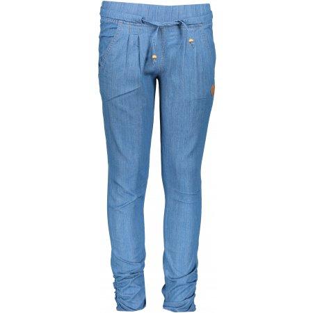 Dívčí kalhoty SAM 73 GK 516 SVĚTLÁ DENIM