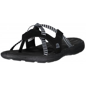 eb8e5db6cd23 Dámské pantofle ALPINE PRO ELMA LBTN208 ČERNÁ