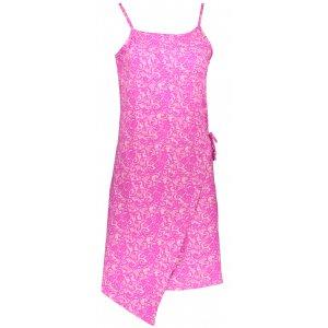 Dámské šaty SAM 73 HENRA LSKN176 RŮŽOVÁ