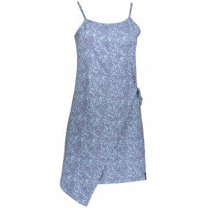 Dámské šaty SAM 73 HENRA LSKN176 SVĚTLE MODRÁ