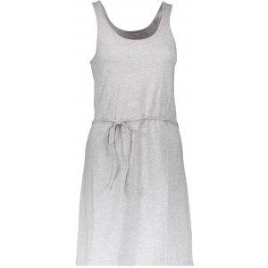 Dámské šaty SAM 73 CHIREDZA LSKN187 SVĚTLE ŠEDÁ