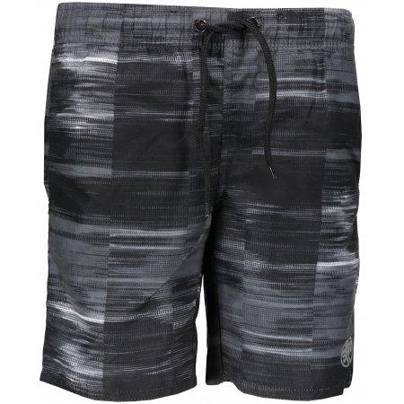 Chlapecké šortky SAM 73 BS 518 ČERNÁ