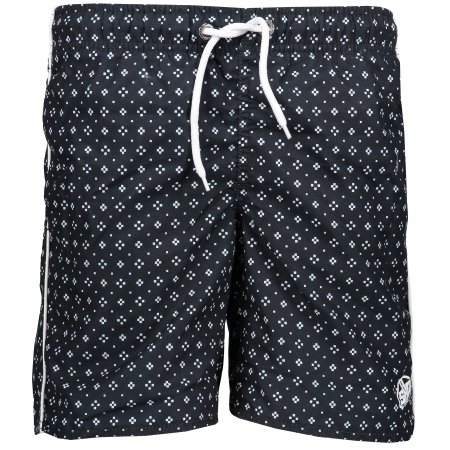 Chlapecké šortky SAM 73 BS 519 TMAVĚ MODRÁ