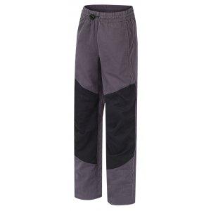 Dětské kalhoty HANNAH TWIN JR DARK SHADOW/ANTHRACITE